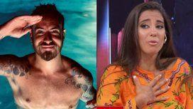 Cinthia Fernández liquidó a Fede Bal: Me lo imagino desnudo y me muero