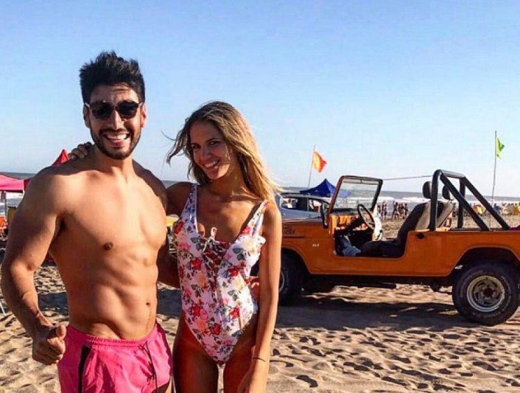 Se reconciliaron Facundo Moyano y Eva Bargiela