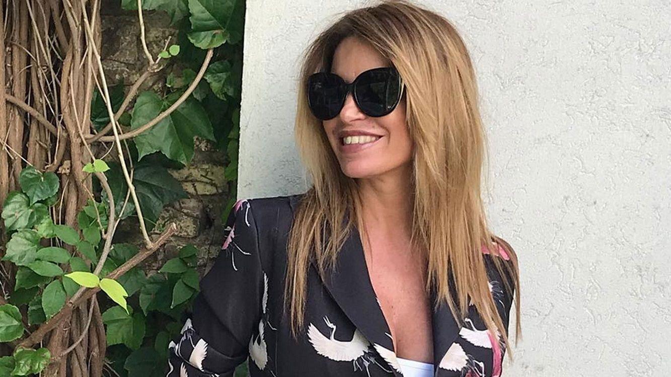 Flor Peña aclaró que su hijo no tiene Twitter pero bancó al fake que la defendió por su video hot