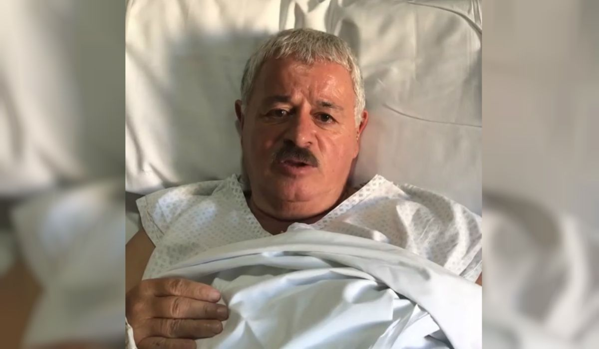 Operaron a Tití Fernández: está en terapia intensiva y piden dadores de sangre