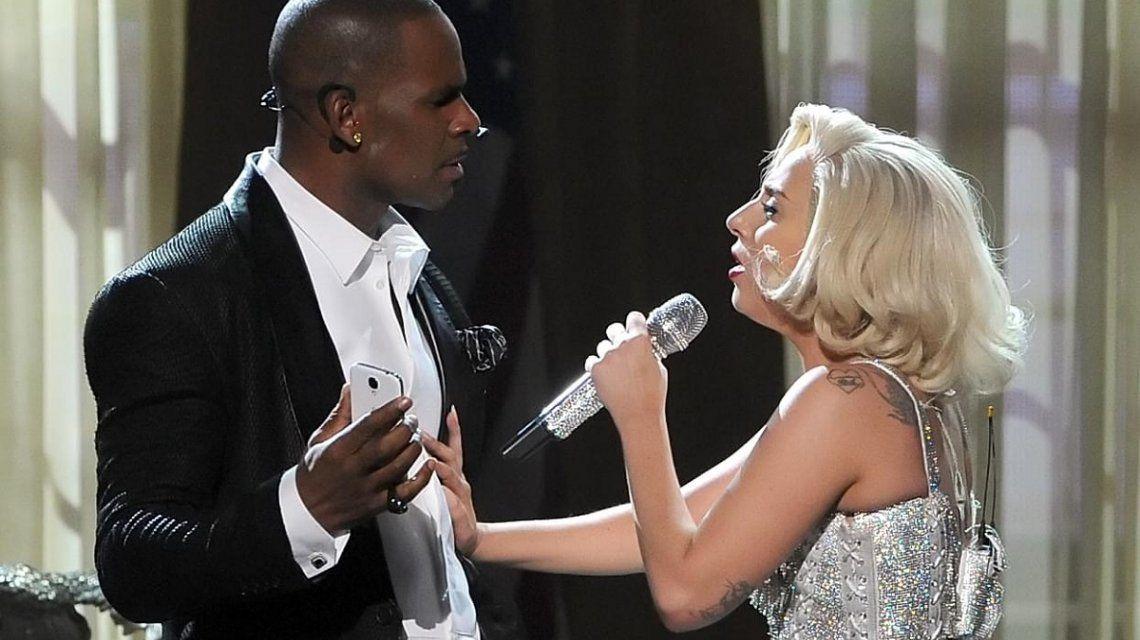 Tras las denuncias de abuso contra R. Kelly, Lady Gaga busca eliminar la canción que hizo con él
