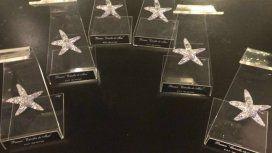 Los premios Estrella de Mar ya tienen a sus conductores