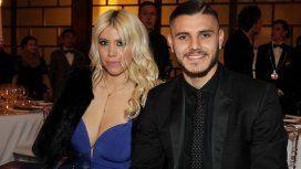 Mauro Icardi defendió a Wanda Nara de una picante información de un diario deportivo