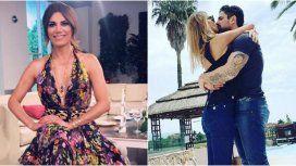 Flor de la Ve opinó sobre la separación de Luciano Castro y Sabrina Rojas: Van a volver