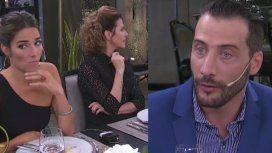 Llamativa respuesta de Luciano Cáceres cuando Mirtha le preguntó por el supuesto affaire con Juana