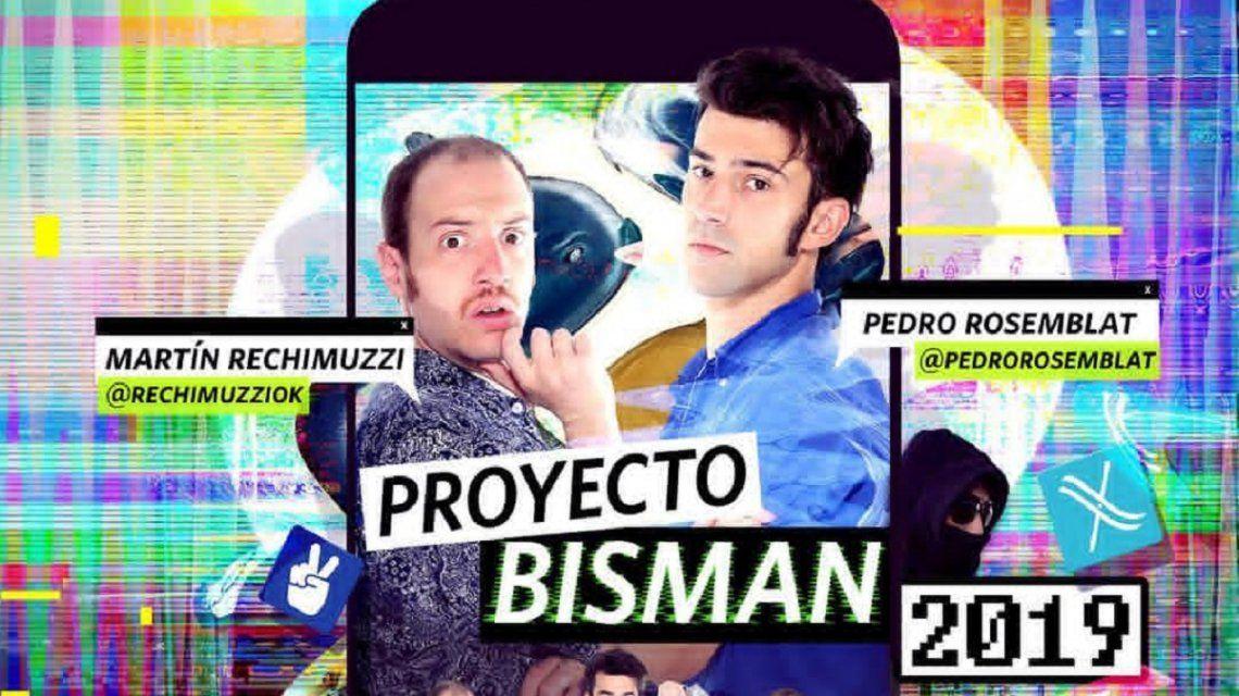 El nuevo show de El Cadete y Rechimuzzi en Mar del Plata
