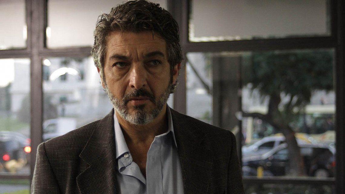 Ricardo Darín respondió a la denuncia de acoso de Romina Seferian