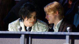 Macaulay Culkin habló de su relación con Michael Jackson: Era dulce