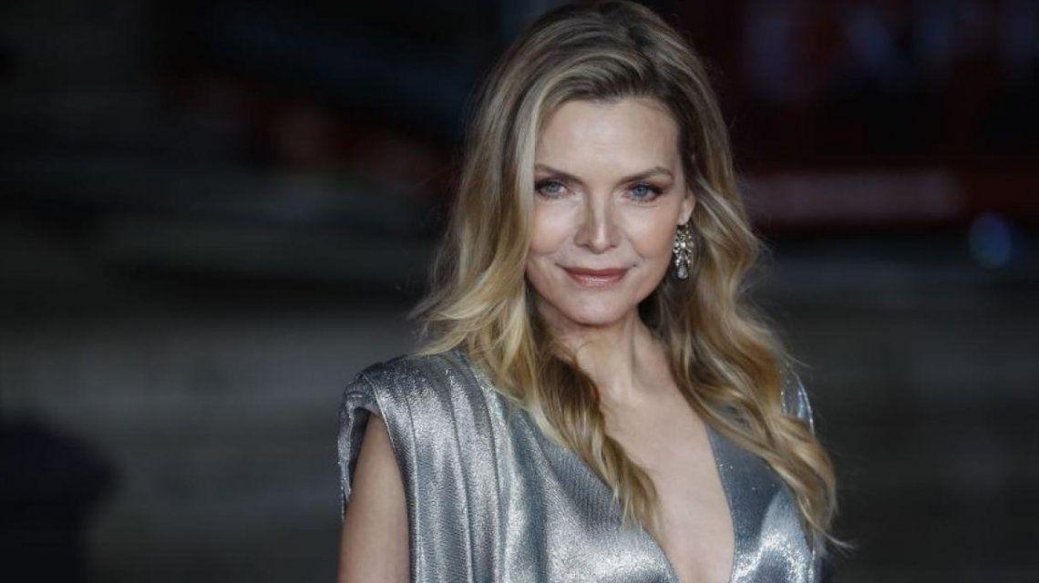 La actriz interpretó a Gatúbela en Batman returns en 1992