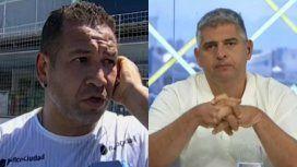 Tremenda pelea entre Chipi Barijho y Leo Farinella: Está gordito