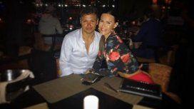 El hábito raro de Natalie Weber y Mauro Zárate cada vez que van a un restaurante