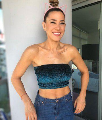 La curiosa humorada con la que Jimena Barón acompañó un topless