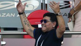 VIDEO: El homenaje a los ídolos argentinos en el que no está Maradona por orden de Flor de la V
