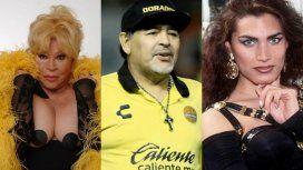 Vanessa Show: Maradona no se puede olvidar nunca de Cris Miró