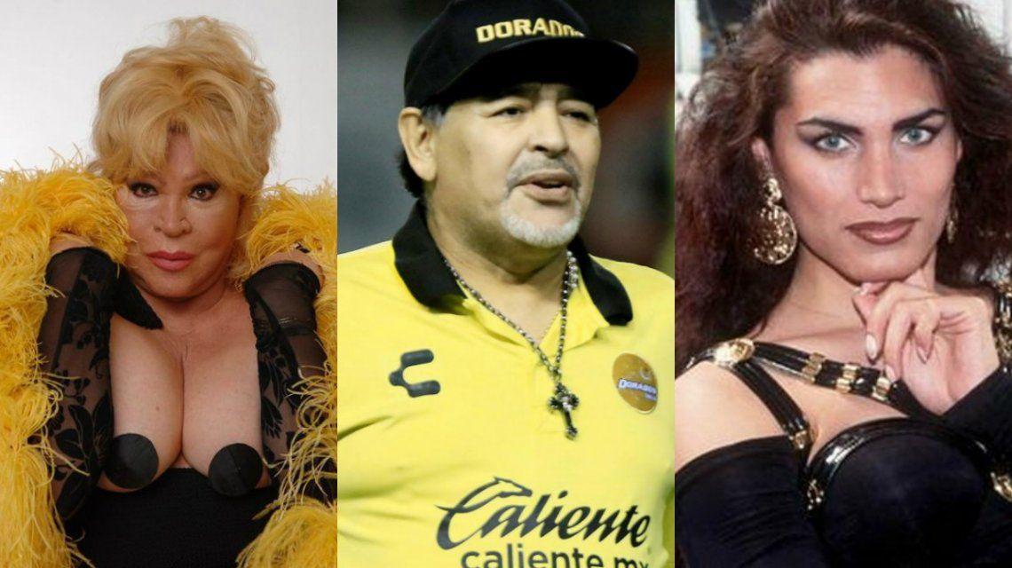 Vanessa Show: Maradona no se puede olvidar nunca de Cris Miró, hay cosas que no se olvidan