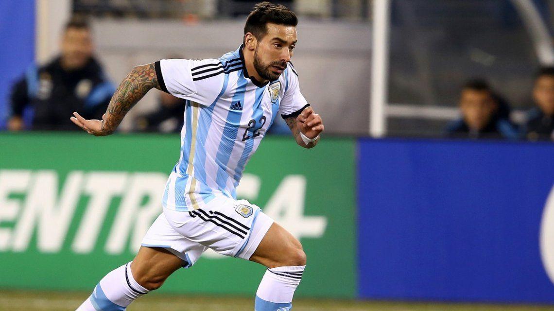 Pocho Lavezzi lleva a juicio a un periodista con Lionel Messi como testigo