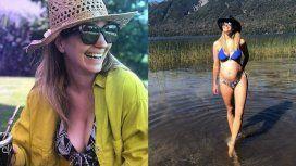 Marcela Kloosterboer bromeó por su pancita de seis meses