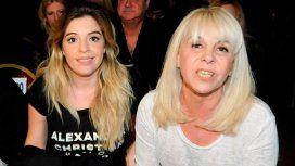 Claudia Vilafañe inició acciones legales por la serie de Maradona: No sé de dónde sacan la info