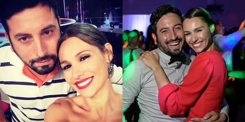 Pampita viajó a La Pampa para festejar el casamiento de su hermano ¡y la rompió bailando!