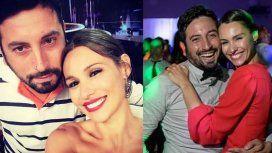 Pampita viajó a La Pampa por el casamiento de su hermano ¡y la rompió bailando!