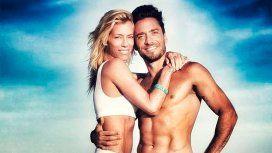 Nicole Neumann y Matías Tasín, enamorados en Punta del Este