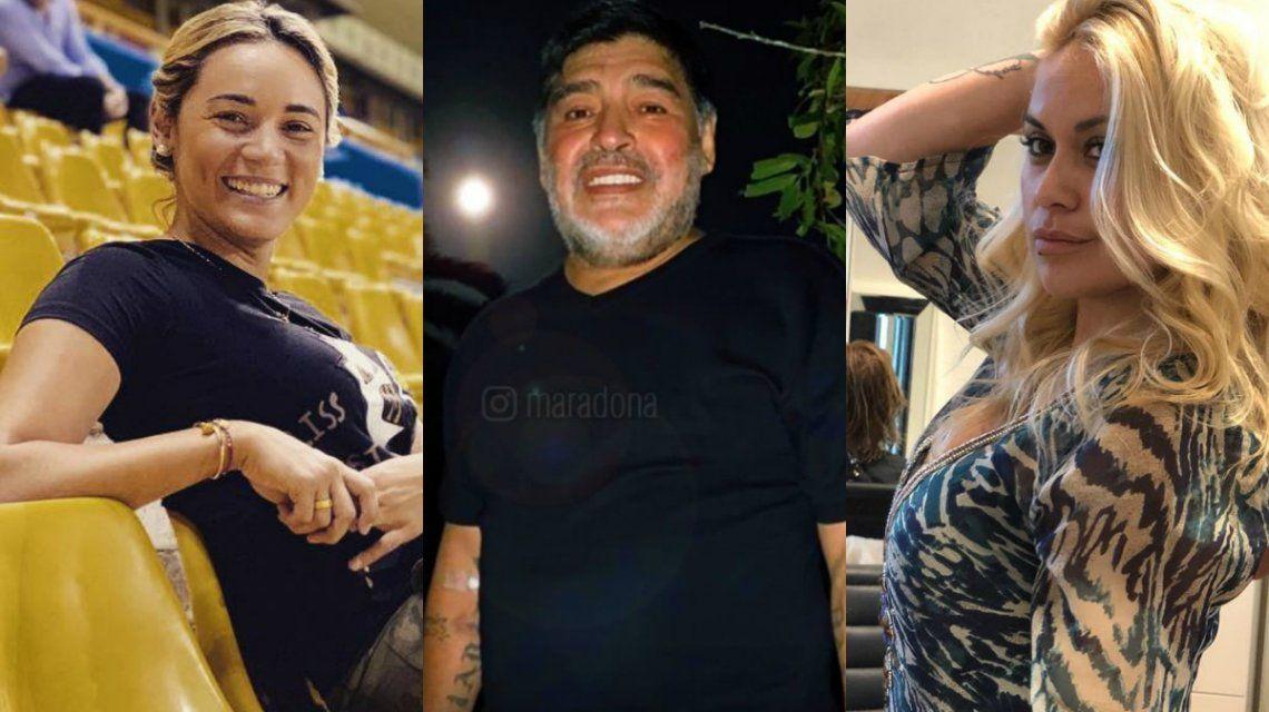Rocío Oliva: Diego no siente absolutamente nada por Verónica Ojeda