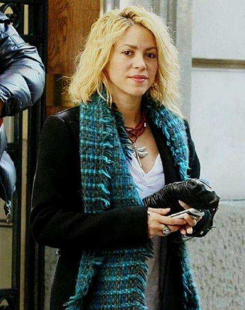 Shakira para su cumpleaños 42 cambió de look