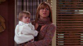 Friends: así está Emma, la bebé de Ross y Rachel ¡que ya tiene 17 años!