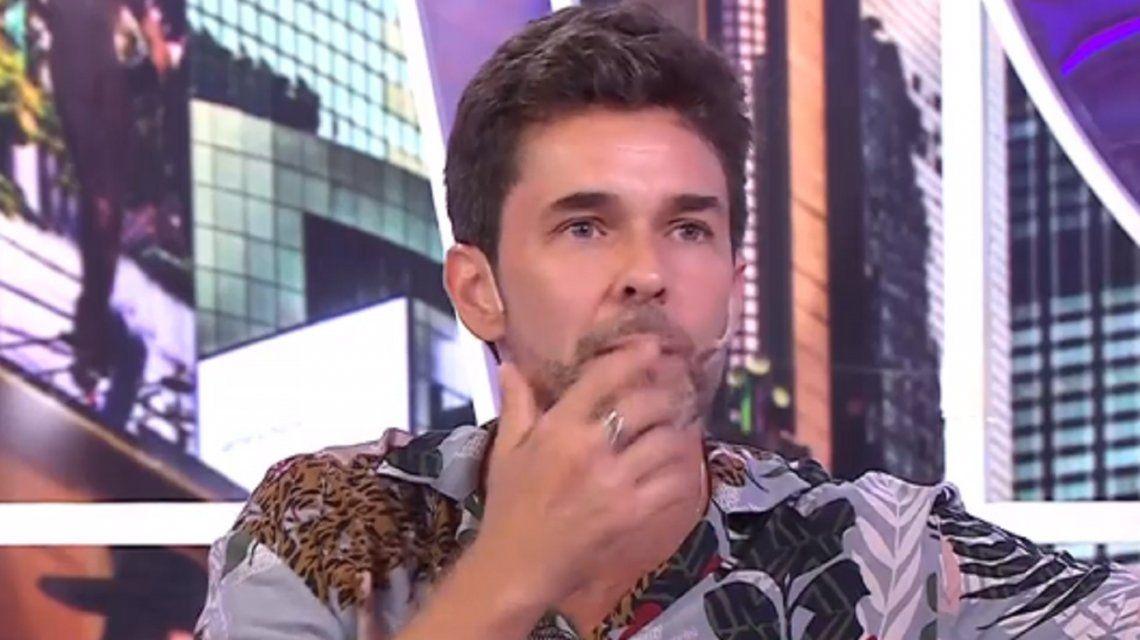 Mariano Martínez, arrepentido por los insultos a Lali Espósito: No pienso eso ni lo pensaba