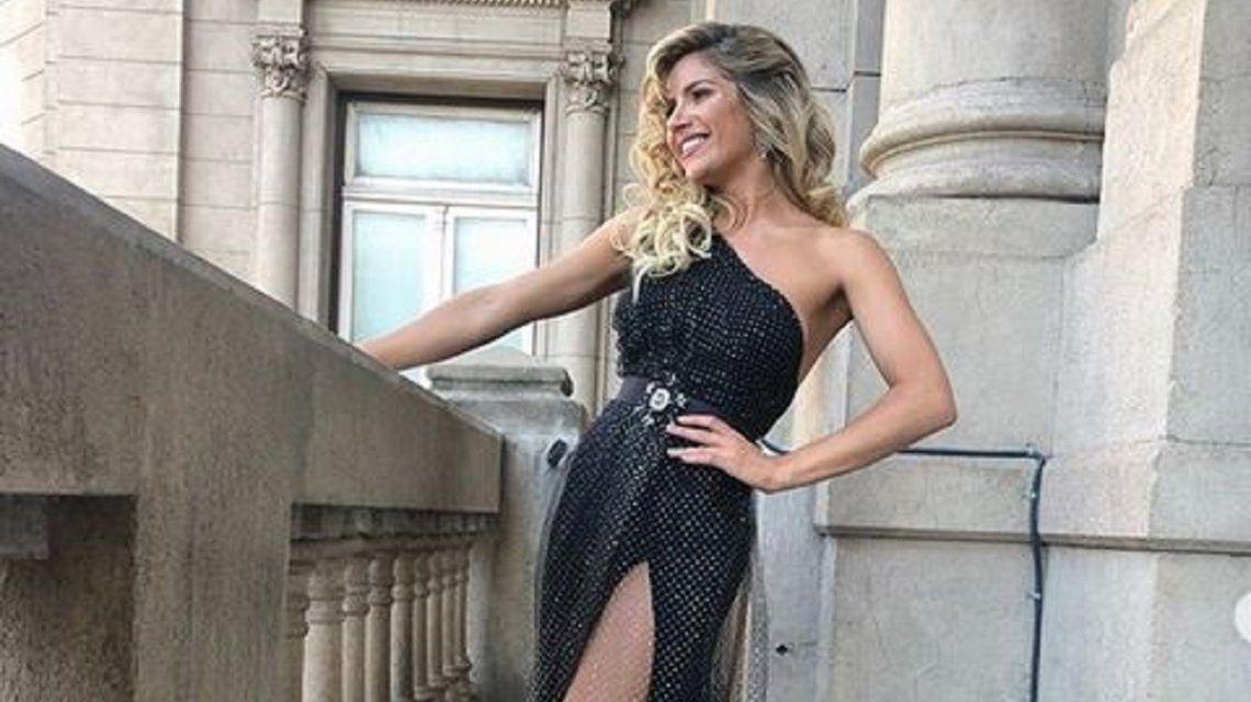 Laurita Fernández se bajó de la conducción de los premios Estrella de Mar
