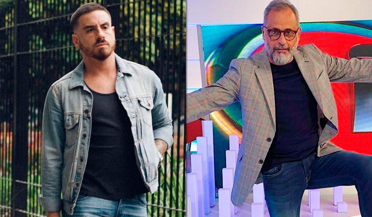 Jorge Rial, indignado con Fede Bal por una nota: Bajá un cambio, no sos Francis Coppola