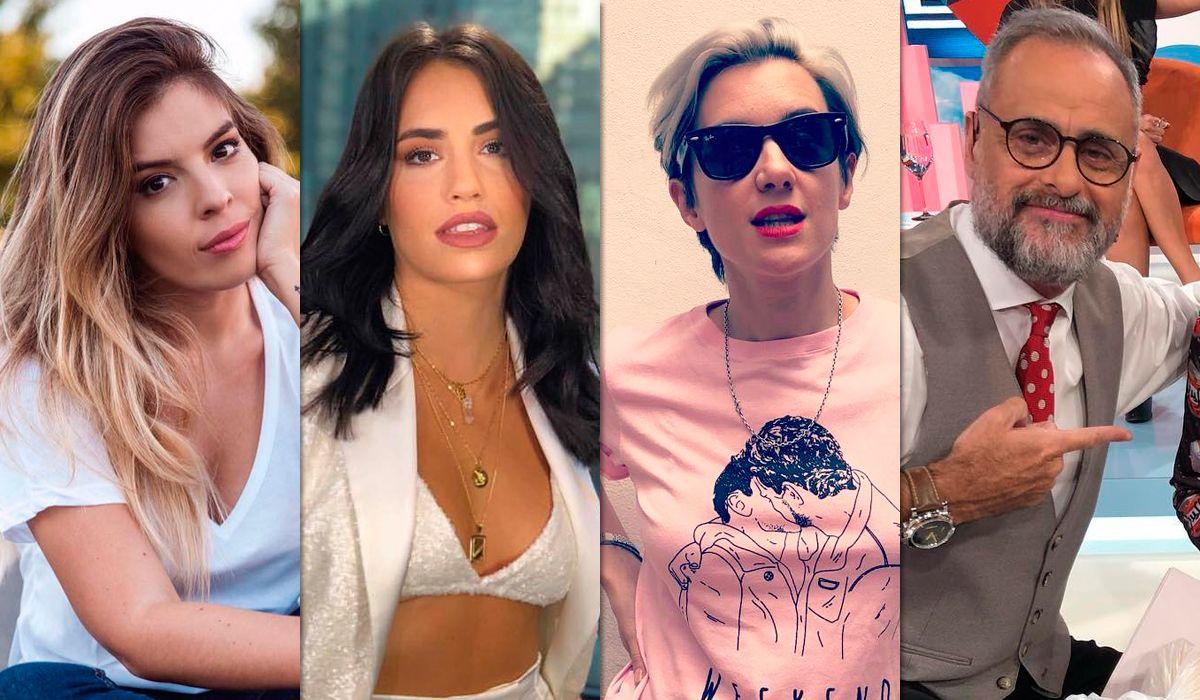 Niñas, no madres: el rechazo de los famosos al editorial de La Nación