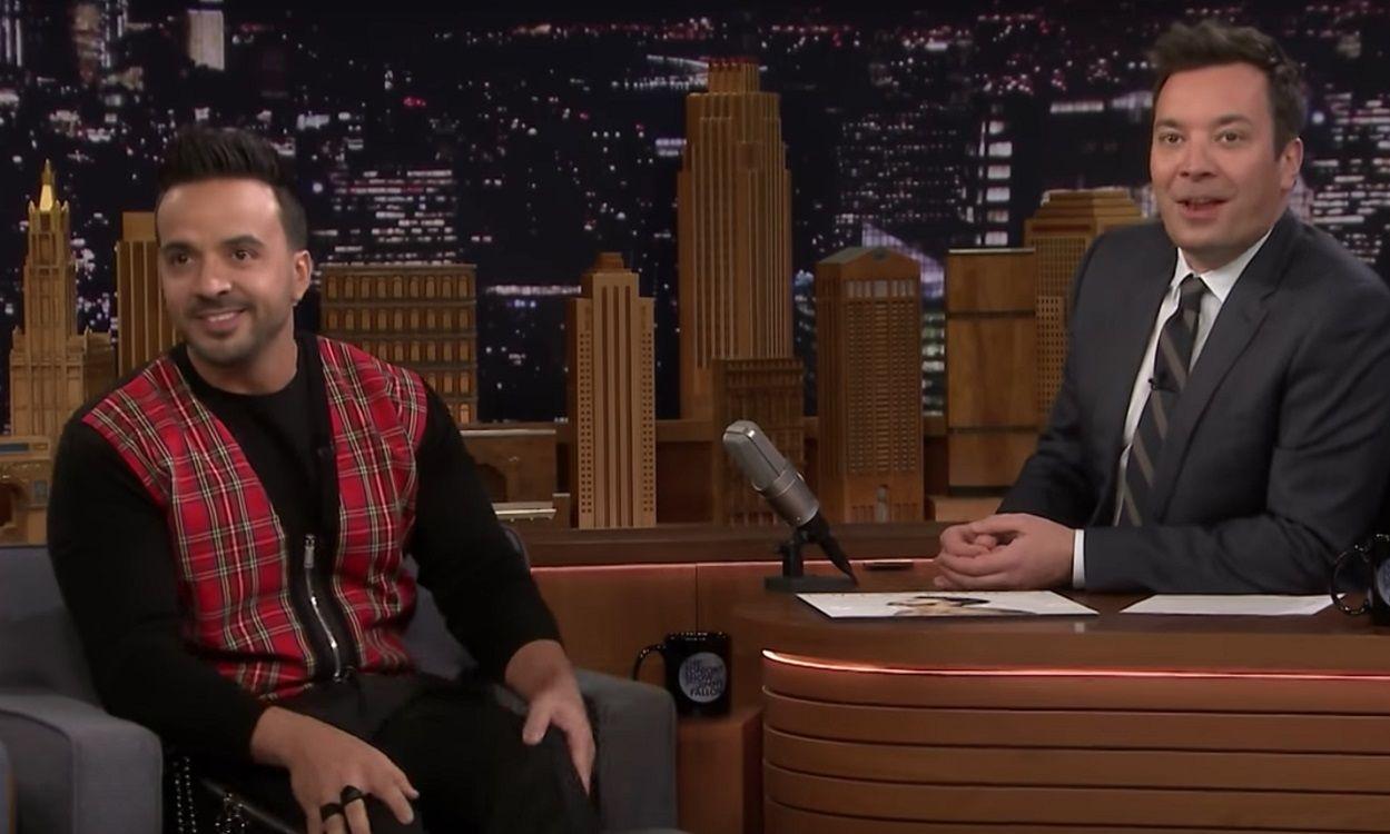 VIDEO: El divertido sketch de Luis Fonsi y Jimmy Fallon