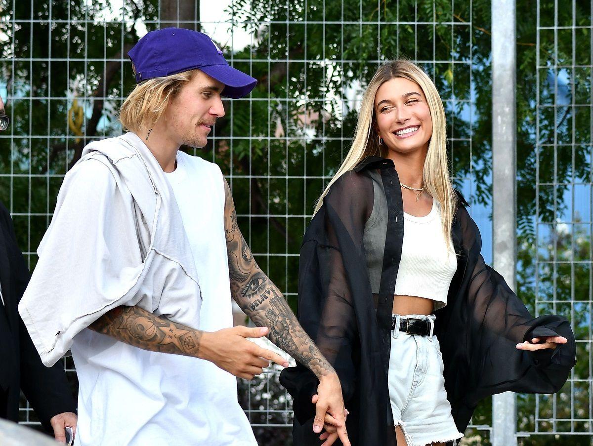 Justin Bieber se casó con Hailey Baldwin para poder tener sexo