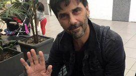 El presente de Juan Darthés: deprimido y medicado en Brasil