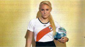 VIDEO: River volvió a ganarle a Boca y Rocío Oliva explotó de alegría