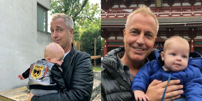 Marley: A los que me piden fotos con Mirko les digo que el bebé no va a posar con cada uno