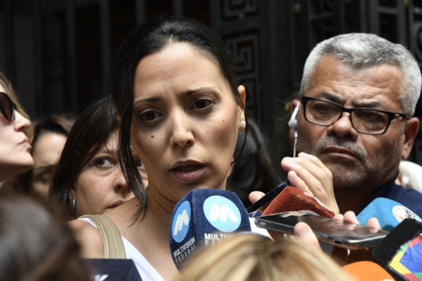 Anita Coacci: Habló Anita Co Tras La Ausencia De Darthés En La Audiencia