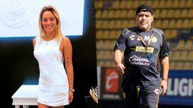Rocío Oliva prepara una demanda millonaria contra Diego Maradona