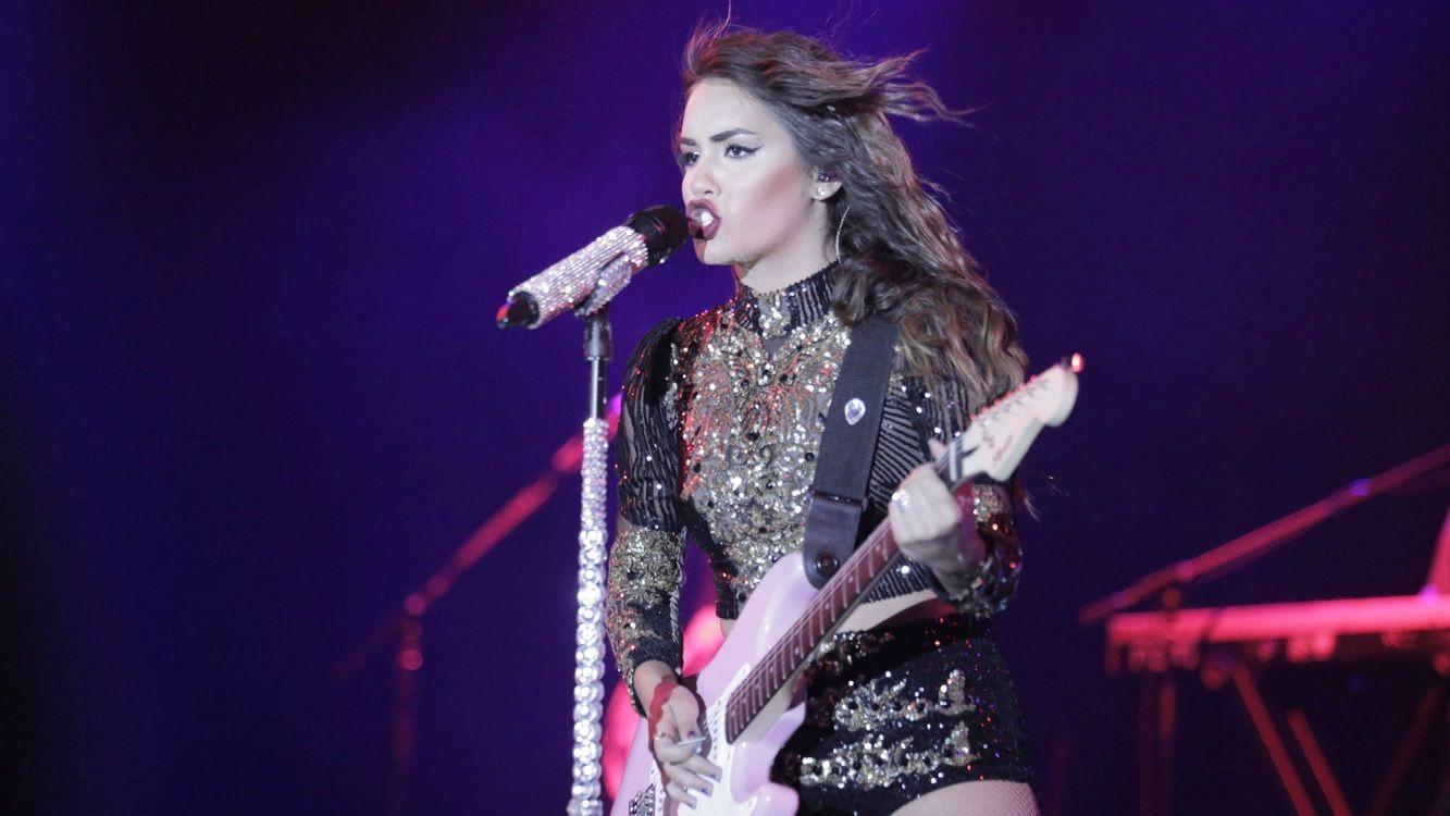 La alegría de Lali, la única argentina nominada a los Billboard Latin Music Awards