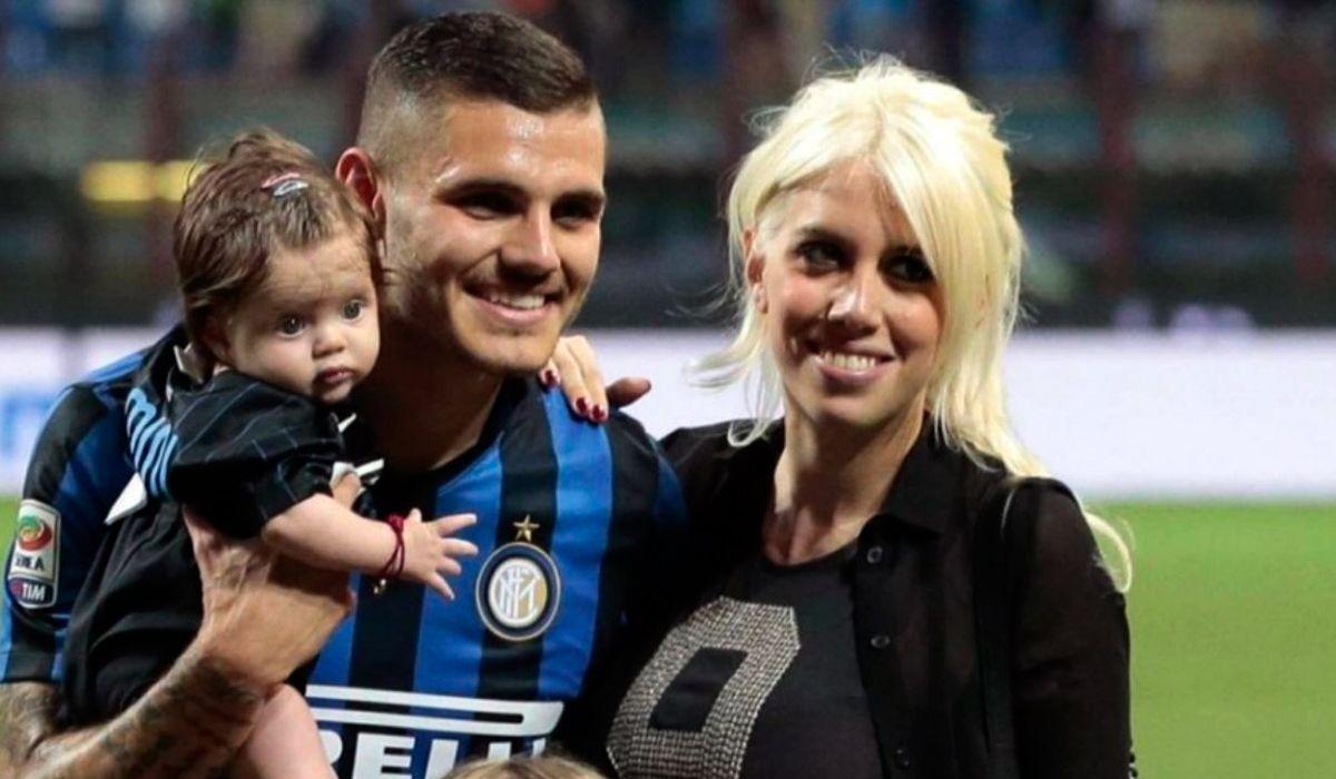 La guerra de Mauro Icardi con el Inter: su hermana le echa la culpa a Wanda Nara