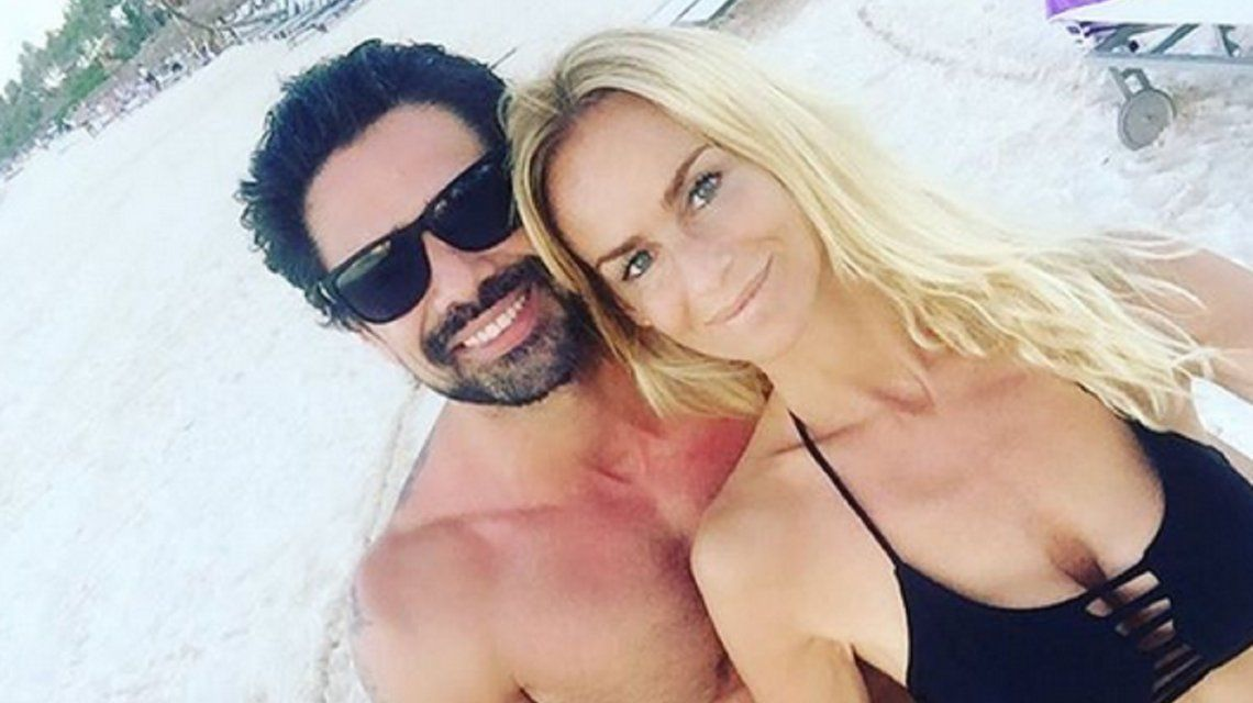 Sabrina Rojas contó cómo festejó San Valentín con Luciano Castro