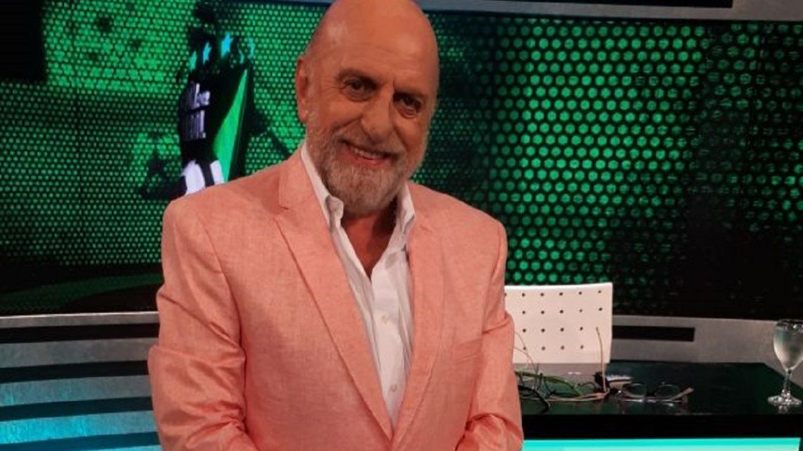 Horacio Pagani hizo al aire una promesa hot por un partido de Boca
