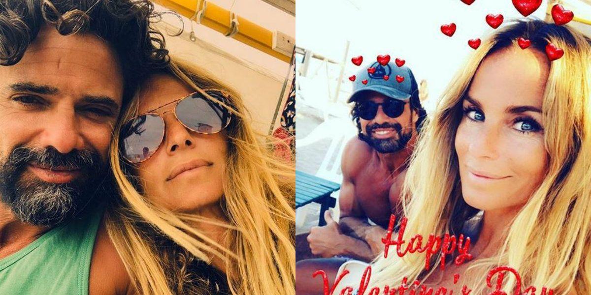 Sabrina Rojas confirmó la reconciliación con Luciano Castro