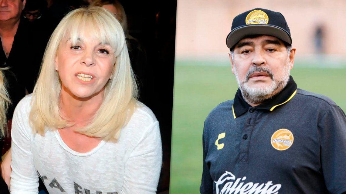 Villafañe contra la serie de Maradona