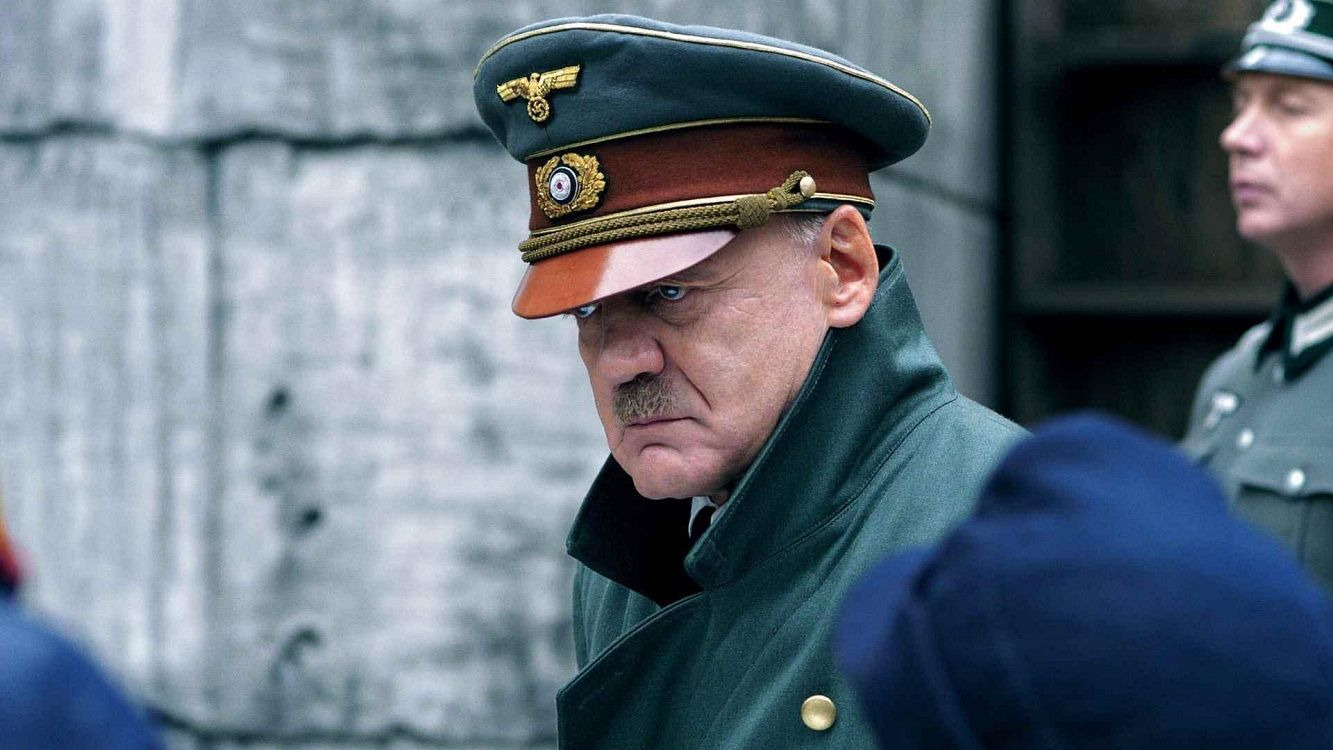 Murió Bruno Ganz, el Adolf Hitler de La Caída