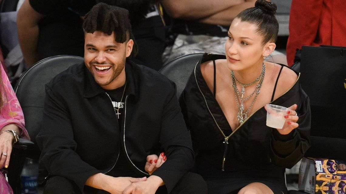El insólito regalo de 8 mil dólares de The Weeknd a Bella Hadid por San Valentín