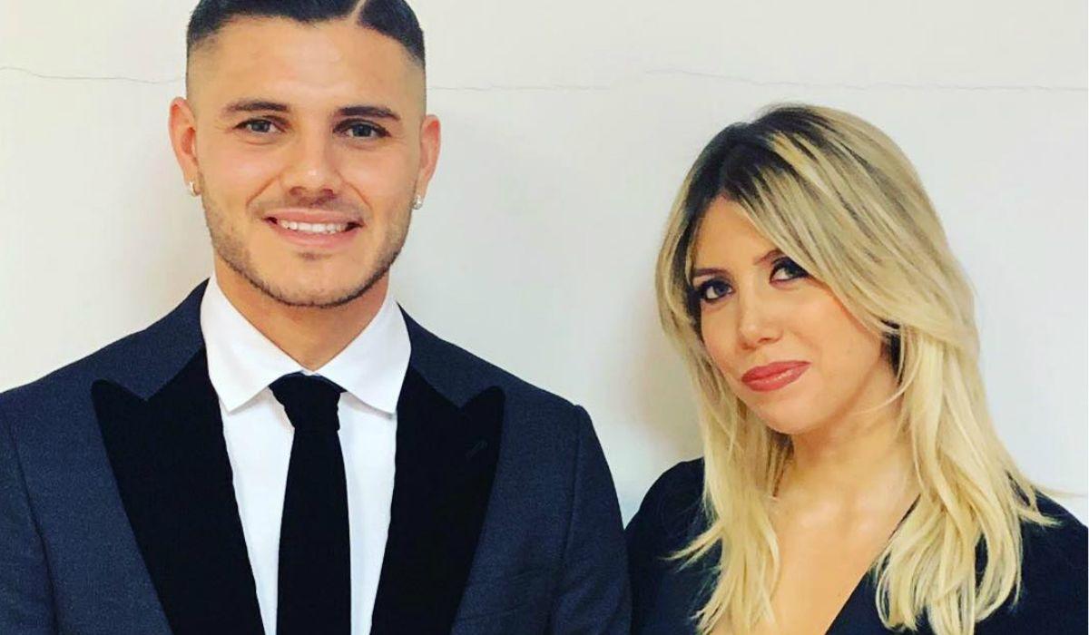 Icardi y Wanda pasan su peor momento en Milán