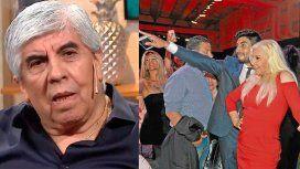 Hugo Moyano respondió si se imagina siendo el suegro de Susana Giménez: ¡picante comentario!