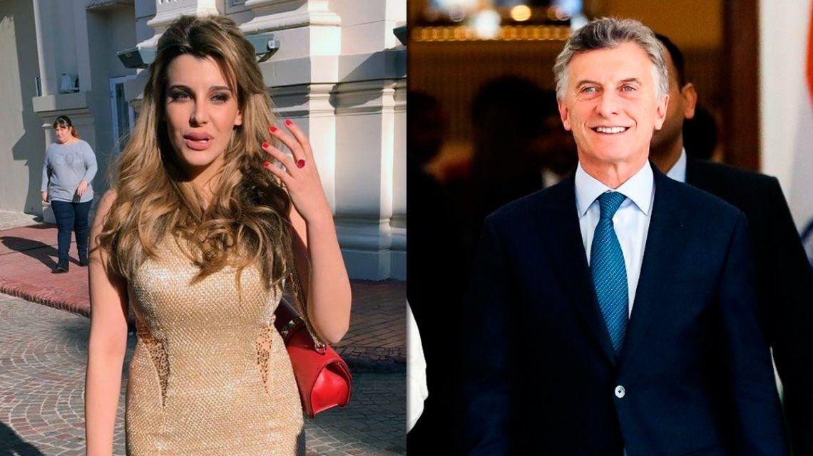 Charlotte Caniggia: Mauricio Macri es malísimo como presidente